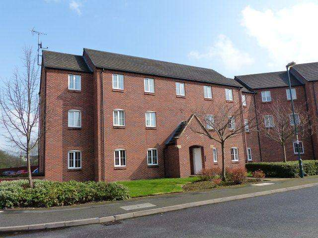 2 Bedrooms Ground Flat for sale in Bridgeside Close,Clayhanger,Walsall