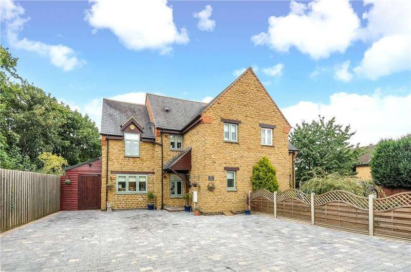 3 Bedrooms House for sale in High Street, Collingtree, Northamptonshire