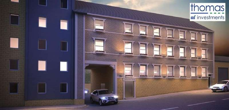 1 Bedroom Apartment Flat for sale in Gloucester House, Bradford