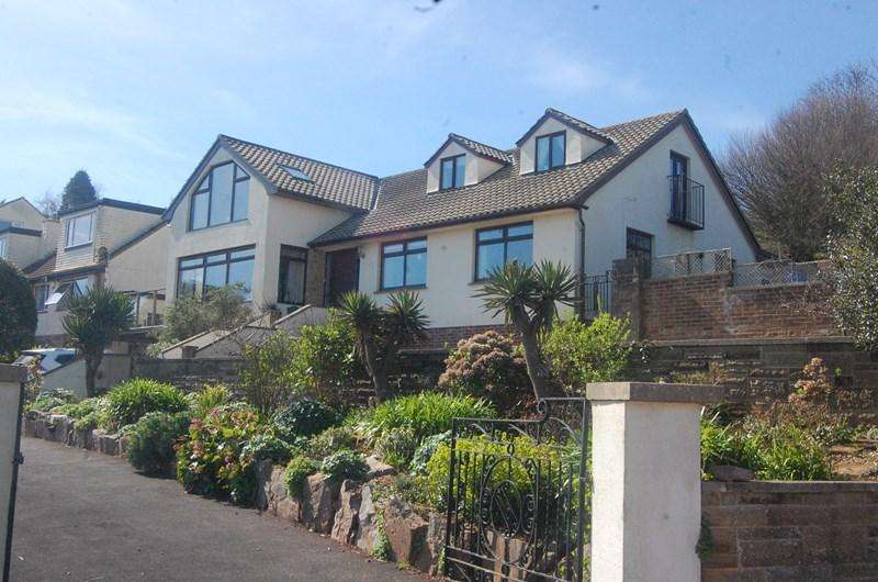 5 Bedrooms Detached House for sale in Woodleigh Park, Shaldon, Teignmouth