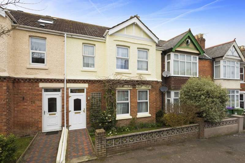3 Bedrooms Terraced House for sale in St Georges Road, Cheriton, CT19