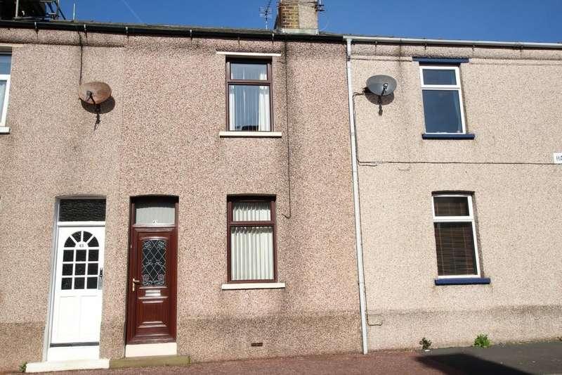 2 Bedrooms Terraced House for sale in 47 Hawke Street, Barrow In Furness