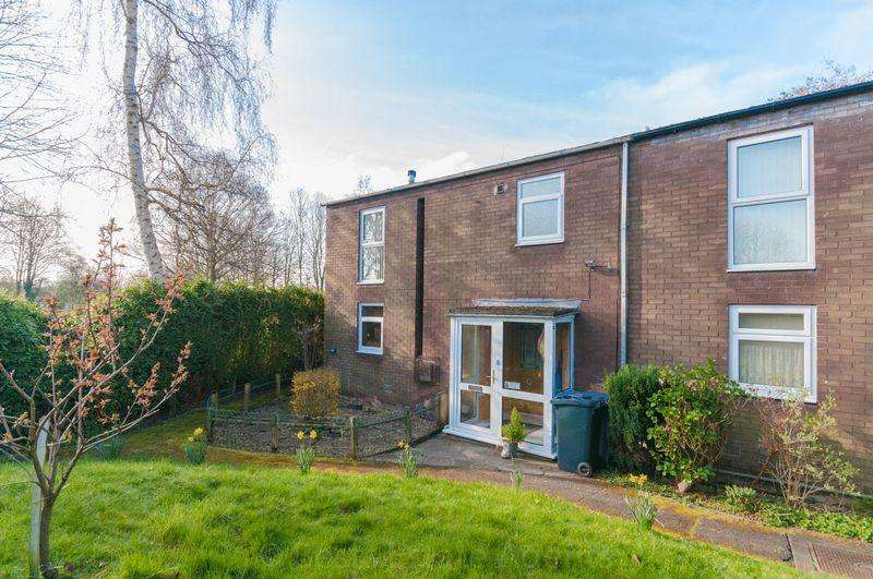 3 Bedrooms End Of Terrace House for sale in Stone Barn Lane, Palacefields, Runcorn