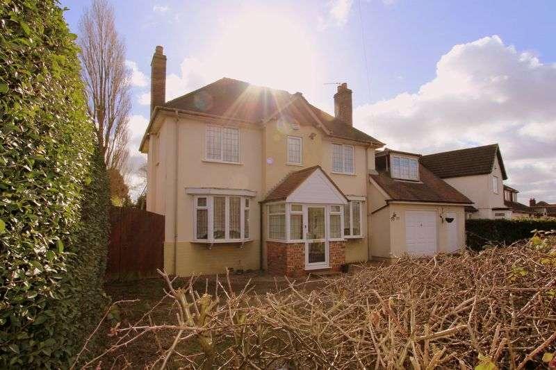 4 Bedrooms Detached House for sale in Walsall Road, Aldridge