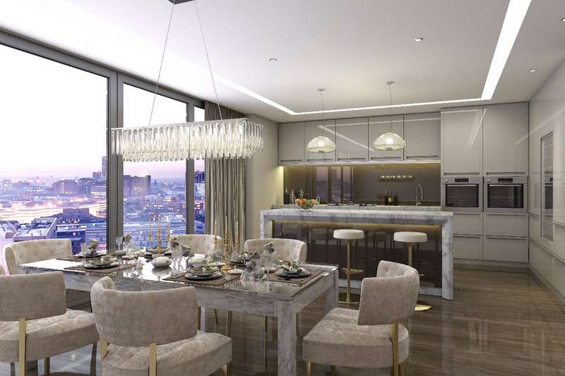 3 Bedrooms Apartment Flat for sale in Penthouse Hilux Apartments
