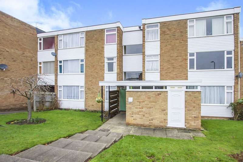 3 Bedrooms Flat for sale in Griffin Close, Shepshed, Loughborough, LE12