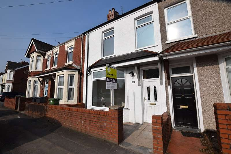 2 Bedrooms Terraced House for sale in Heol Y Forlan , Whitchurch, Cardiff. CF14 1AZ