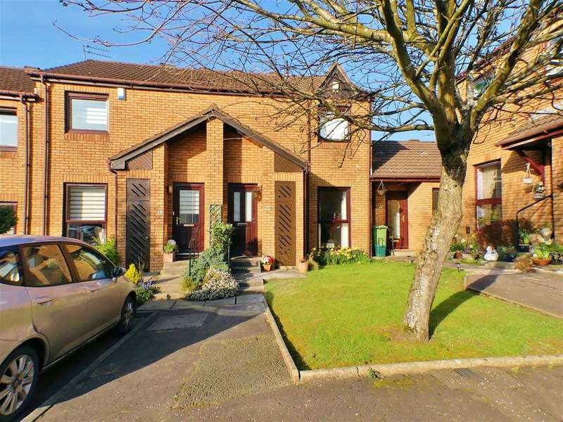 2 Bedrooms Terraced House for sale in Carleton Gate, Giffnock