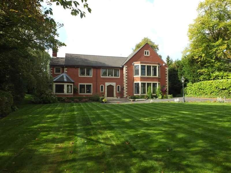 5 Bedrooms Detached House for sale in Lostock Junction Lane, Lostock, Bolton, BL6