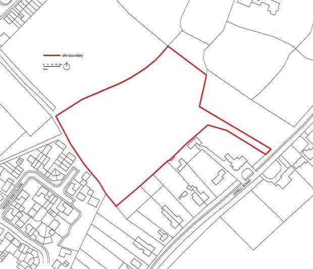Land Commercial for sale in Land At, Odell Road, Sharnbrook