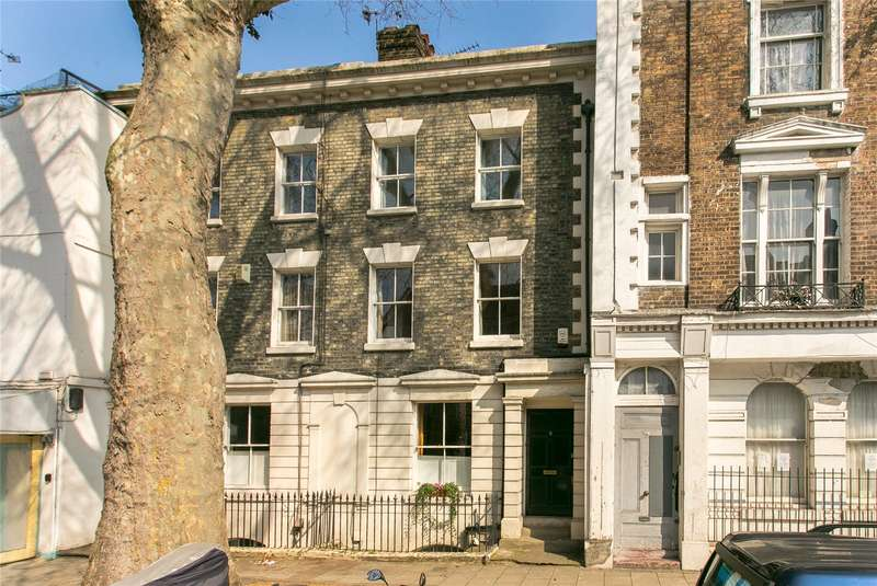 4 Bedrooms Terraced House for sale in Camberwell Grove, London, SE5