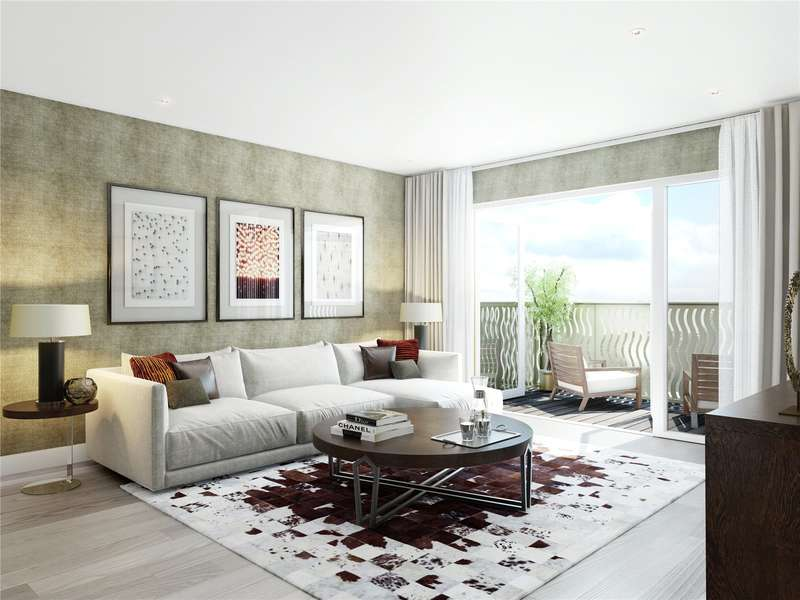 2 Bedrooms House for sale in Smithfield Square, Crouch End, London, N8