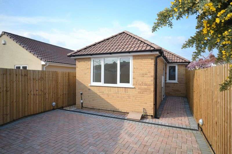 2 Bedrooms Detached Bungalow for sale in The Bungalow, 163a Two Mile Hill Road, Kingswood, Bristol