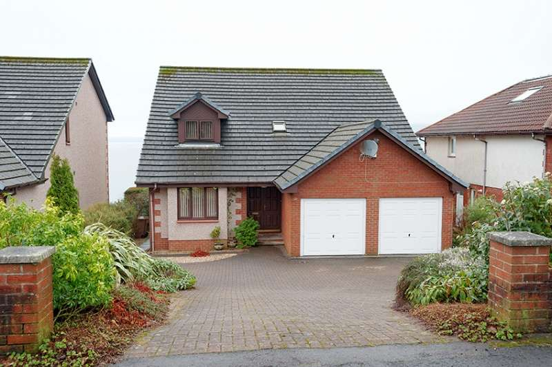 4 Bedrooms Detached Villa House for sale in Montgomerie Terrace, Skelmorlie, North Ayrshire, PA17 5DT