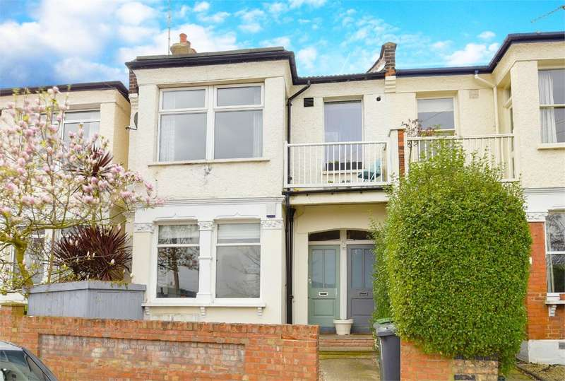 3 Bedrooms Flat for sale in Dagmar Road, Alexandra Park, London