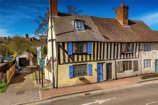 3 Bedrooms Cottage House for sale in Mill Street, BRIDGNORTH, Shropshire