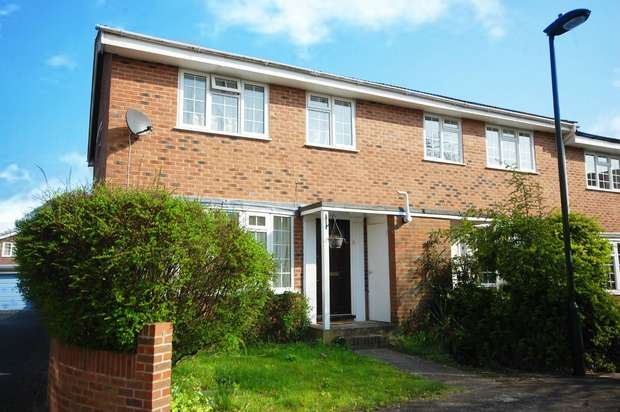 4 Bedrooms End Of Terrace House for sale in Birchwood Grove, Hampton