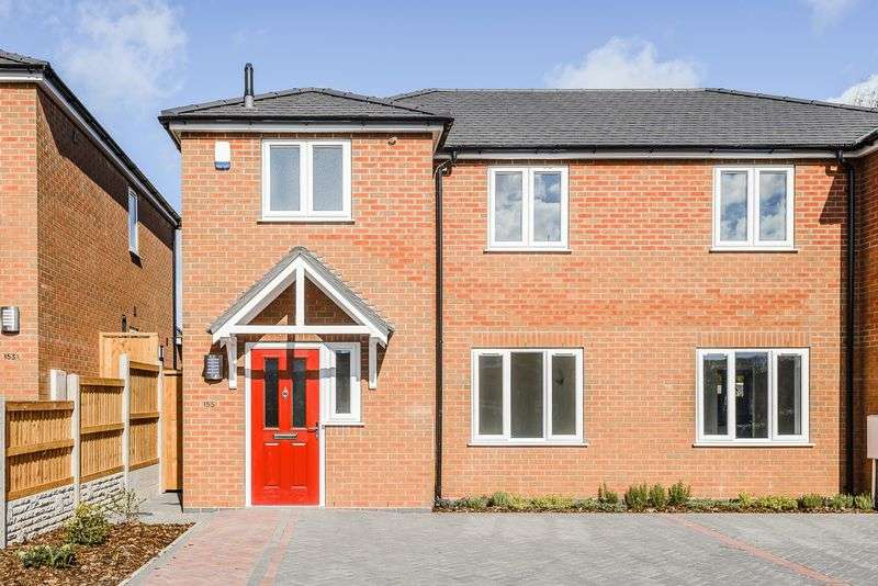 3 Bedrooms Semi Detached House for sale in Mackay Road, Walsall