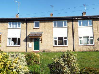 3 Bedrooms Terraced House for sale in Hampden Court, Temple Herdewyke, Southam, Warwickshire