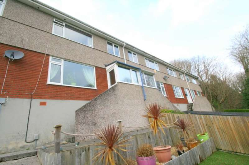 3 Bedrooms Terraced House for sale in Ashford Close, Plymouth