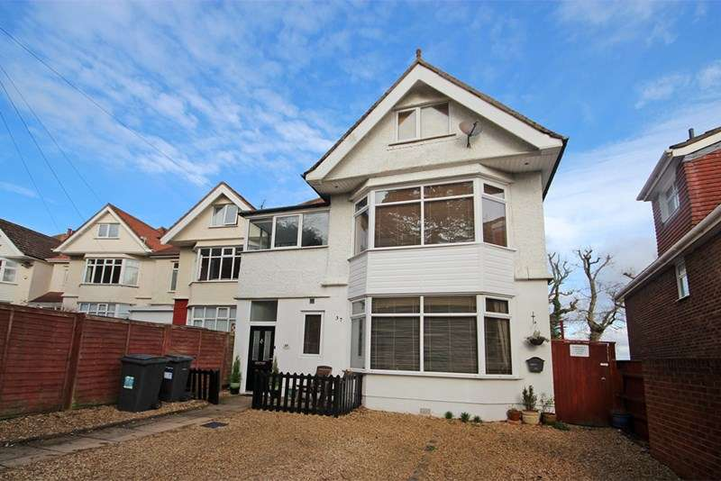 5 Bedrooms Maisonette Flat for sale in Belle Vue Crescent, Southbourne, Bournemouth