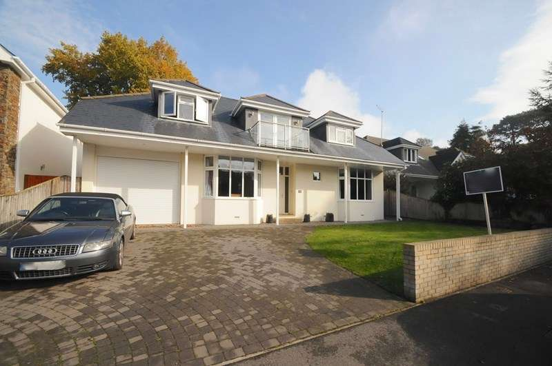 5 Bedrooms Detached House for sale in Alton Road, Lower Parkstone, Poole