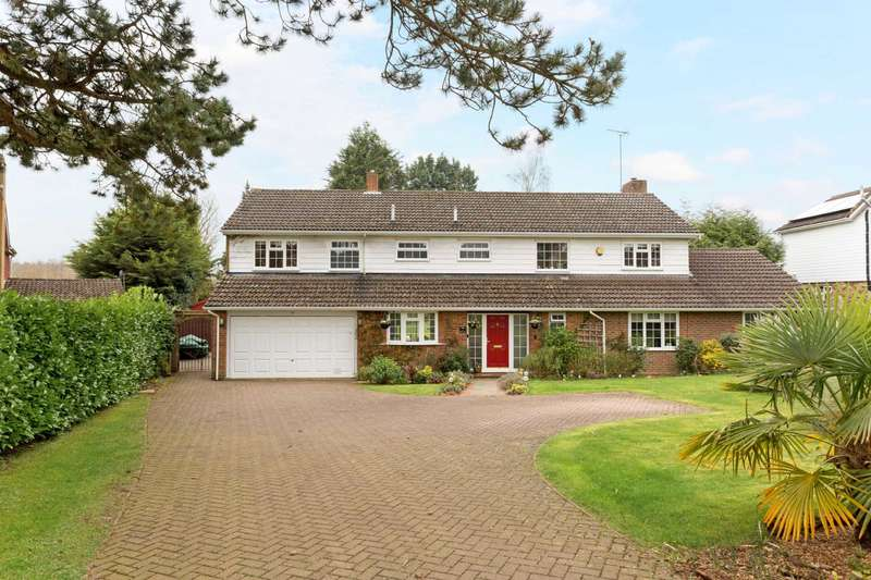 5 Bedrooms Detached House for sale in Oakwood, Berkhamsted