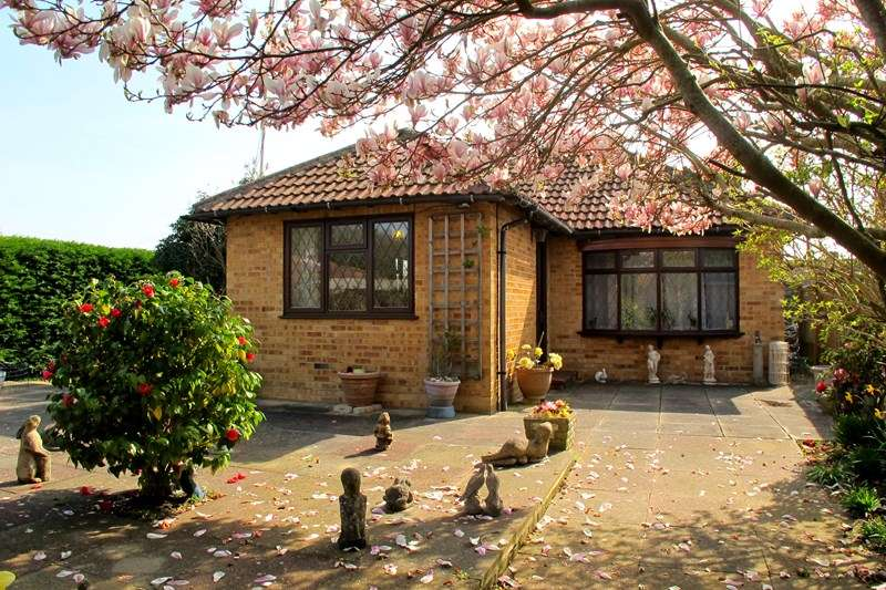 3 Bedrooms Bungalow for sale in Harold Road, Fareham