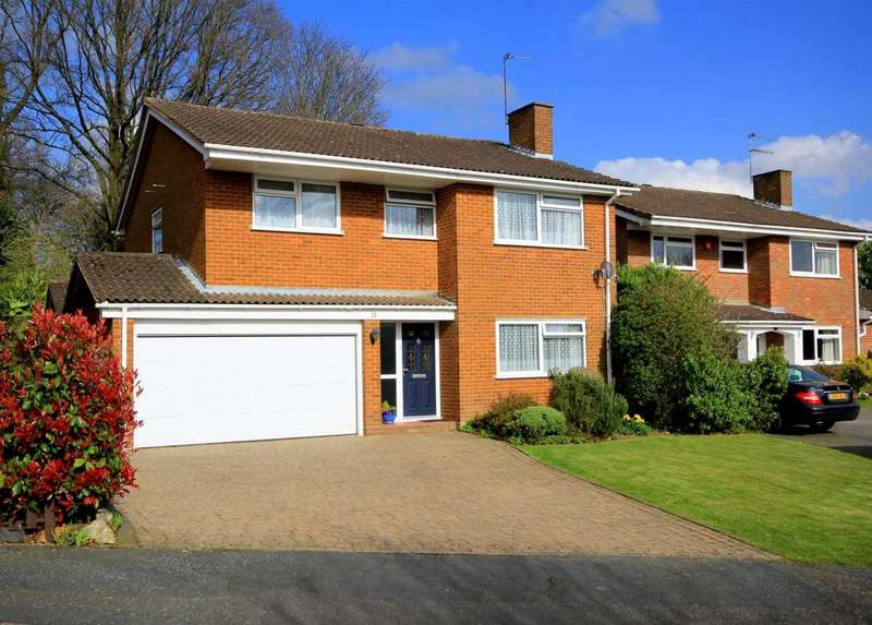 4 Bedrooms Detached House for sale in OVER 1700 SQ FT 4 BED DETACHED IN Kendale HP3, Leverstock Green