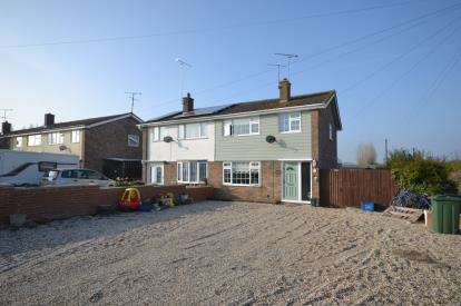 3 Bedrooms Semi Detached House for sale in Southminster, Essex, Uk