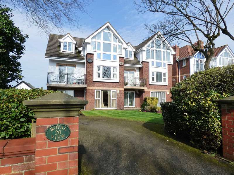 2 Bedrooms Apartment Flat for sale in Royal View, 20 Links Gate, St Annes