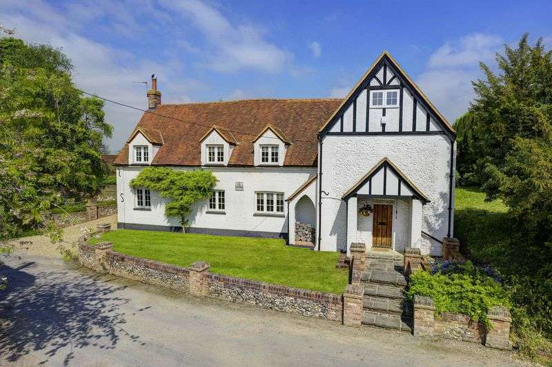 5 Bedrooms Detached House for sale in Aston Rowant Village, Oxfordshire