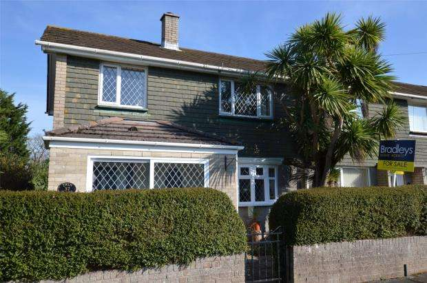 3 Bedrooms End Of Terrace House for sale in Ashery Drive, Hooe, Plymouth, Devon