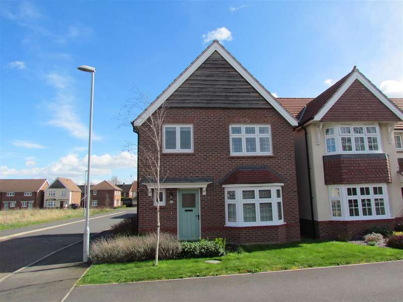 3 Bedrooms Property for sale in Harewood Close, Worcester