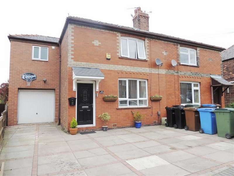 3 Bedrooms Property for sale in Queens Road, Bredbury, Stockport