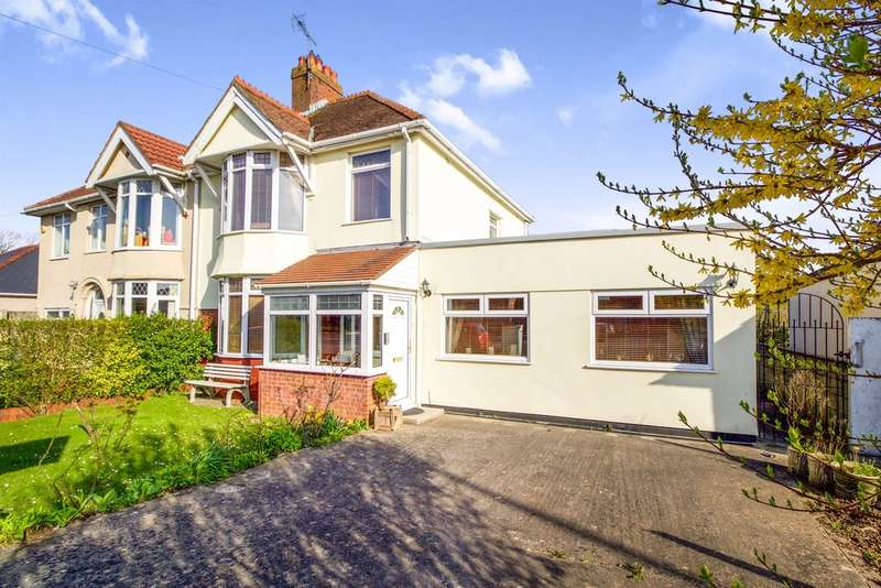 3 Bedrooms Semi Detached House for sale in South Road, Porthcawl