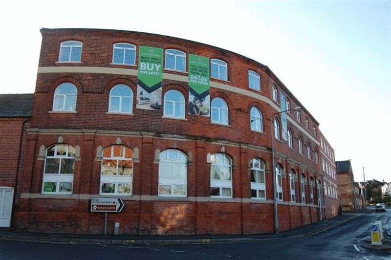 2 Bedrooms Flat for sale in Brigg Road, Barton-Upon-Humber