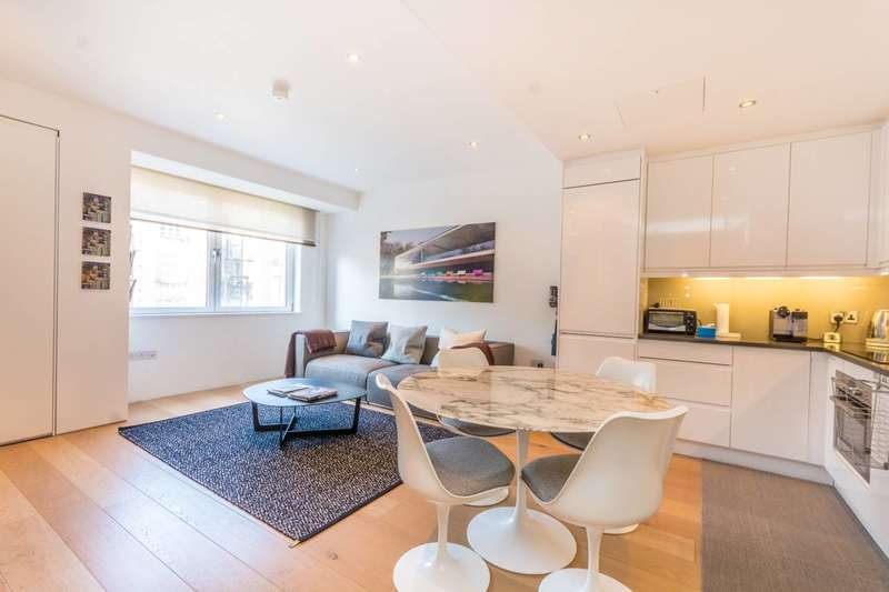 2 Bedrooms Flat for sale in Baker Street, Marylebone, W1U