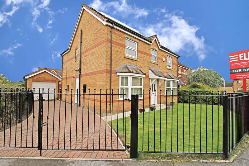 4 Bedrooms Detached House for sale in Woodlaithes Village, Rotherham