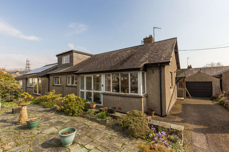 2 Bedrooms Semi Detached Bungalow for sale in 6 Seedfield, Staveley, Kendal, Cumbria LA8 9NJ