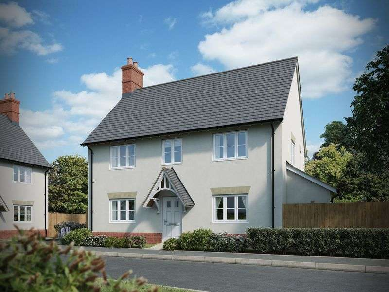 4 Bedrooms Detached House for sale in Storkit Lane , Wymeswold