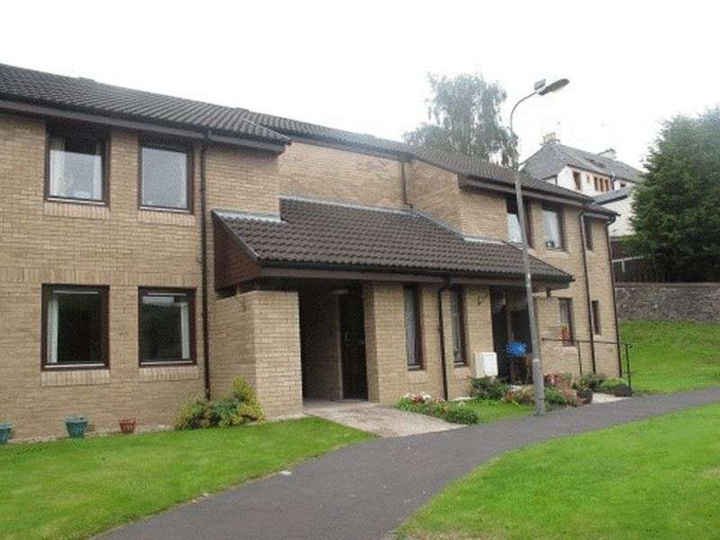1 Bedroom Flat for sale in 33 Rose Park, Peebles