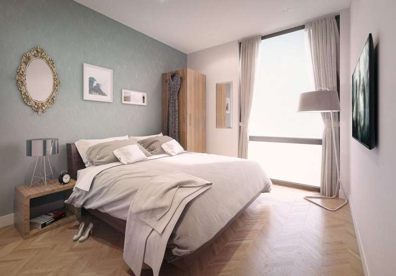 Penthouse Flat for sale in Penthouse Studio,X1 The Campus, 30 Frederick Road, Salford, Manchester M6