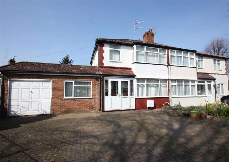 3 Bedrooms Semi Detached House for sale in Kenilworth Gardens, Staines Upon Thames