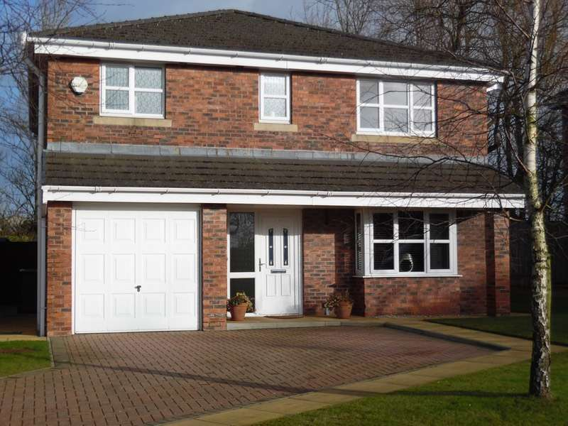 4 Bedrooms Detached House for sale in Parklands, Royton, Greater Manchester, OL2