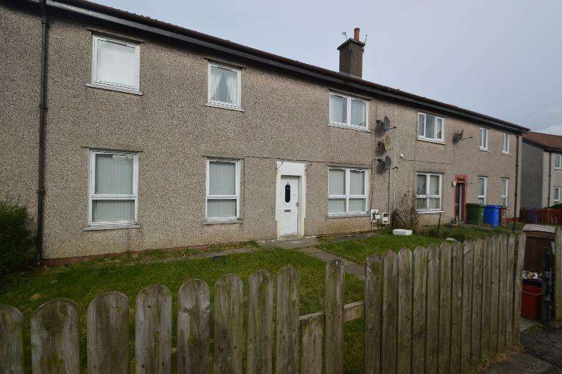 3 Bedrooms Flat for sale in Netherthird Road, Cumnock, East Ayrshire, KA18 3DQ