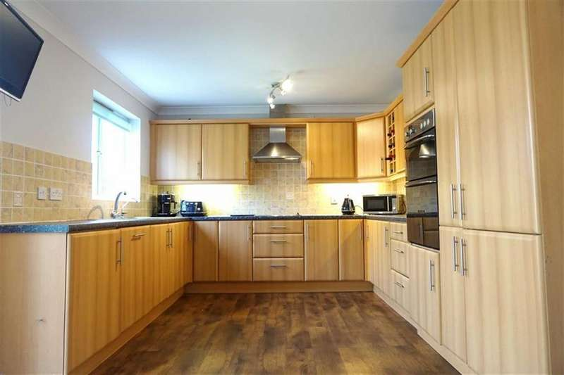 5 Bedrooms Detached House for sale in The Groves, Summergroves Way, Hull, HU4