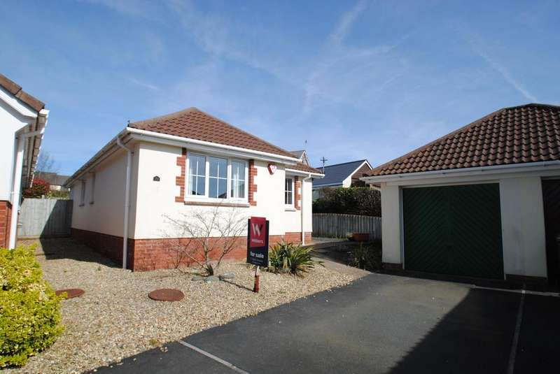 2 Bedrooms Bungalow for sale in Sloe Lane, Landkey
