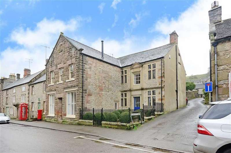 7 Bedrooms End Of Terrace House for sale in The Old Bank House, Main Street, Winster, Matlock, Derbyshire, DE4