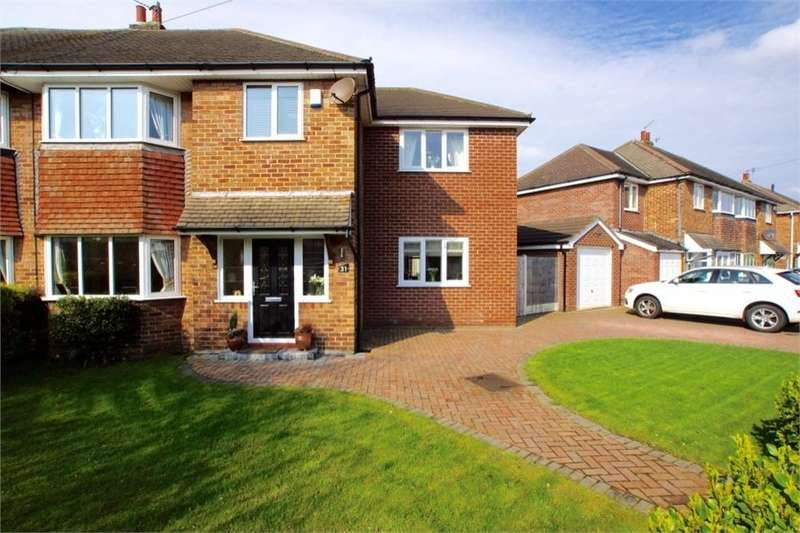 4 Bedrooms Semi Detached House for sale in Fylde Road, Ansdell, Lancashire